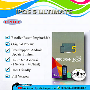 IPOS 5 - Ultimate Edition (Dongle Version)